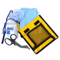 Defibtech Lifeline View AED first responder kit